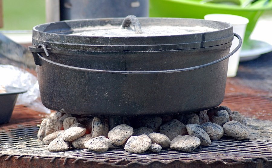 5 dutch oven recipes for national junk food day must go for Healthy dutch oven camping recipes