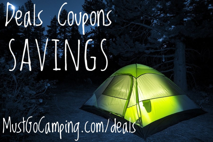Camping and Outdoor Deals