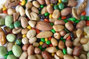 Home made trail mix