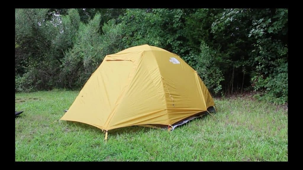 Reviews of the North Face Stormbreak 2 and 3 Tents