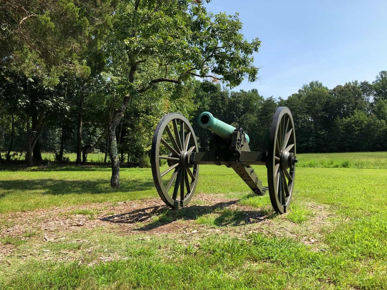 The Wilderness - Spotsylvania