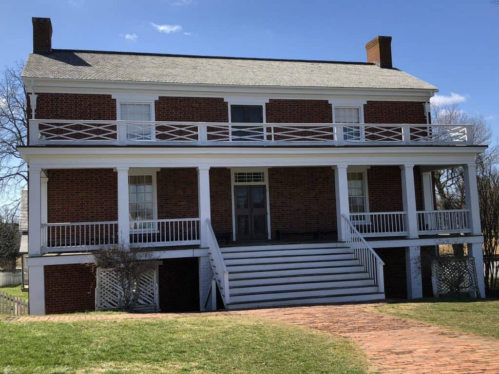 Appomattox Court House Camping and Attractions