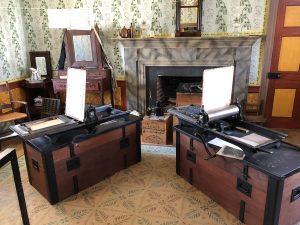 Printing Presses - Appomattox Court House
